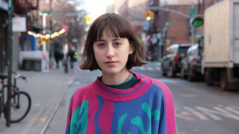 Frankie Cosmos released its acclaimed sophomore album Next Thing, April 1.
