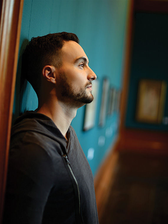 Jesse Clegg, who will open for his father, Johnny Clegg, on April 14 and 15 at City Winery Chicago, 1200 W. Randolph St., said playing some shows with his father is like being on a family road trip.
