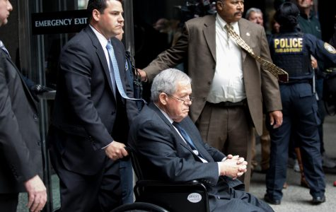 Dennis Hastert, former U.S. speaker of the House, was sentenced to 15 months in prison for violating federal banking laws on April 27.