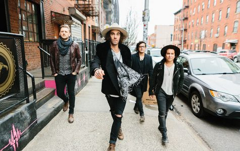 American Authors started as The Blue Pages in 2007 when their members were attending Berklee College of Music in Boston.