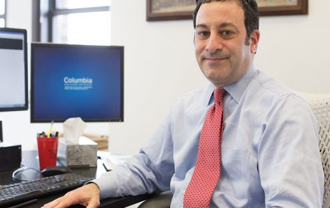 Jon Stern, the college's former vice president of Alumni Relations and Development, departed from the college May 17.