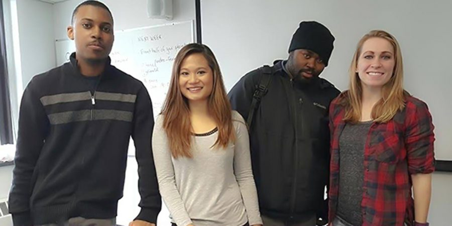 A group of students from Columbia's advertising workshop course won first place at the 2016 Collegiate Effies competition, a national competition meant to test students' marketing skills.