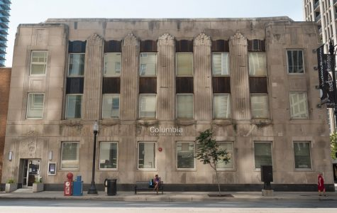 The Dance Center of Columbia College, 1306 S. Michigan Ave. houses the college's dance majors.
