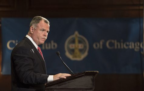 Garry McCarthy, former Chicago Police Department superintendent, said he thinks noncompliance with law enforcement is being encouraged and legitimized at a Sept. 19 City Club of Chicago panel.