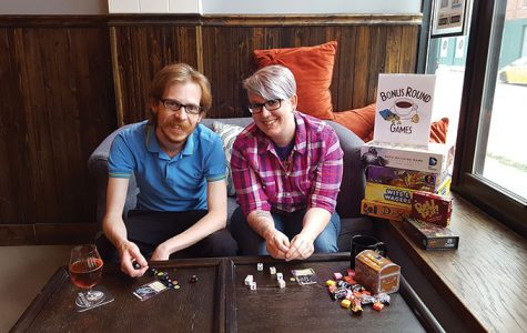 Game cafe to roll dice on permanent location