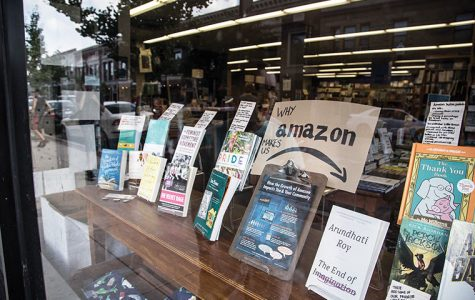 Area booksellers oppose new Amazon location