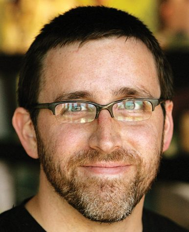 """Aaron Hartline, a 1995 cinema art and science alumnus, has been animating motion pictures for more than 16 years. He has worked on the movies such as """"Up,"""" """"Ice Age,"""" and """"Toy Story 3."""""""