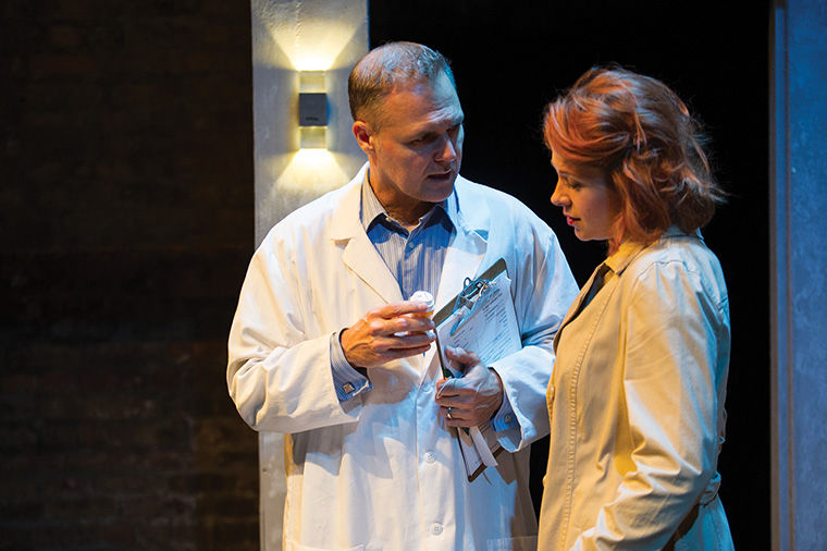 The Award-winning musical and rock opera Next to Normal provides people who are affected by bipolar disorder a chance to be represented as accurately as possible in a creative work.