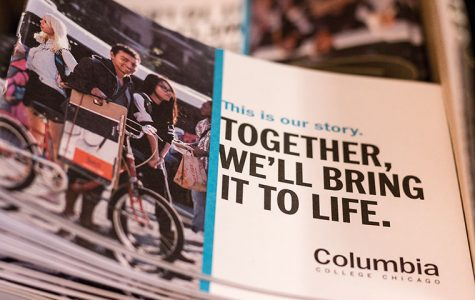 College's branding campaign debuts to mixed reviews