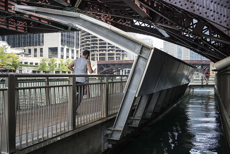 """The City's """"Great Rivers Chicago"""" plan provides for a series of improvements in water quality, river access and recreational facilities completed by 2040."""