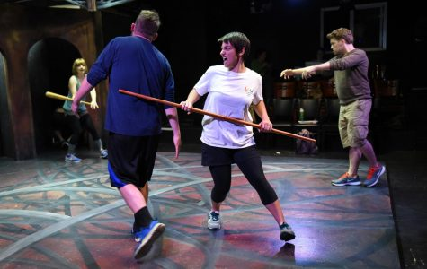 Zombies brought to life in new play