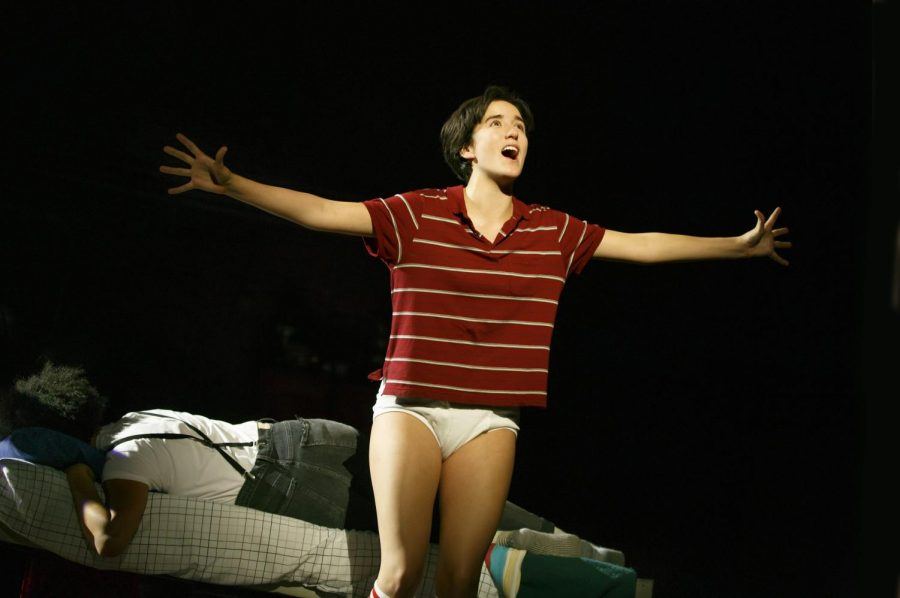 """""""Fun Home"""" is the nickname for Alison Bechdel's family funeral business as well as the title of her 2006 graphic memoir and its musical adaption, which will premiere in Chicago at the Oriental Theater, 24 W. Randolph St., on Nov. 2."""