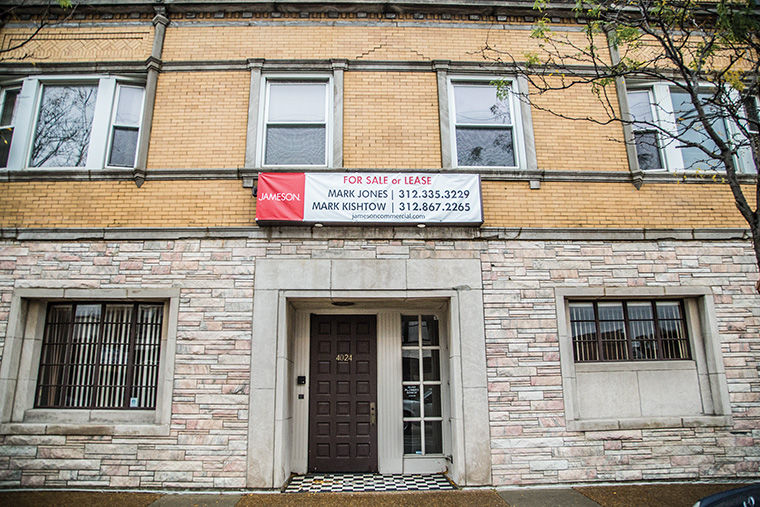 4024 N. Elston Ave, the future location for the Independence Branch Library, will be one of the housing developments to feature a co-located library, through a collaboration,announced on Oct. 21 with the Chicago Housing Authority and Chicago Public Library.