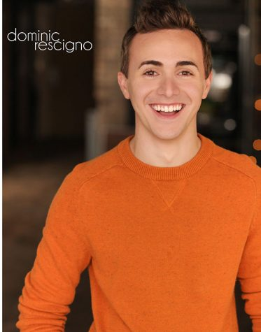Dominic Rescigno, a 2013 theatre alumnus, plays the role of Rick Demarco in one of Chicago's longest running shows, 'Tony 'N Tina's Wedding.'