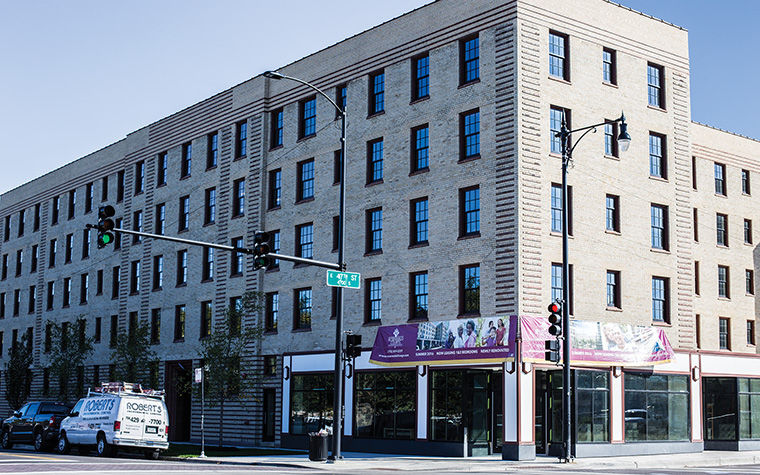 Mayor Rahm Emanuel teamed up with Chicago Housing Authority to open Rosenwald apartments in Bronzeville, according to a City of Chicago press release.