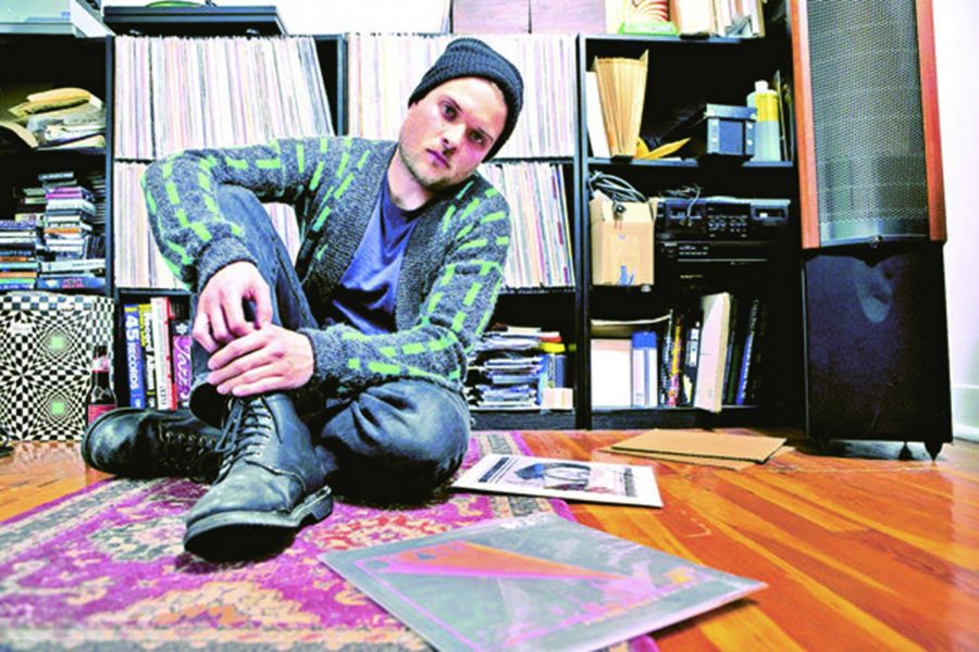 Robert Manis, '05 audio arts & acoustics alumnus and founder of Moniker Records, helped the '70s punk band Death release its best-selling album in 2009.