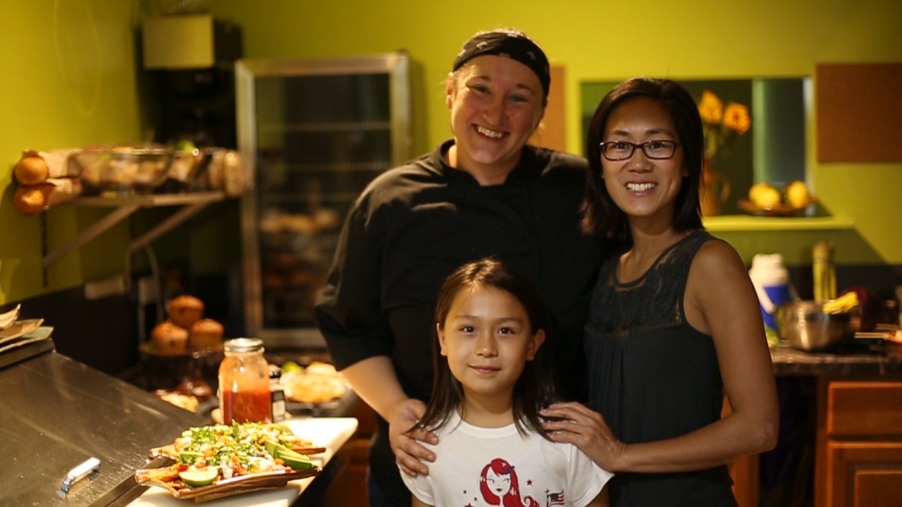 Chef Angie Wines and her partner Anneliese Moy will serve up several down-home favorites at Sweet Virginia's Kitchen, 5131 N. Damen Ave.