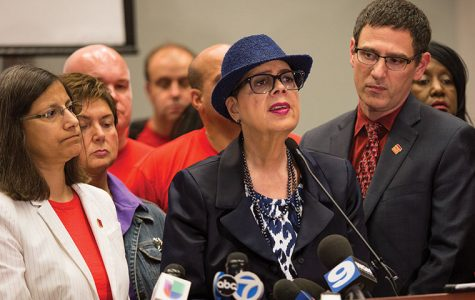 Chicago Teachers Union sets strike date