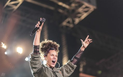 Alicia Keys, who performed Sept. 24 at Chance the Rapper's Magnificent Coloring Day Festival at U.S. Cellular Field, released album HERE on Nov. 4.