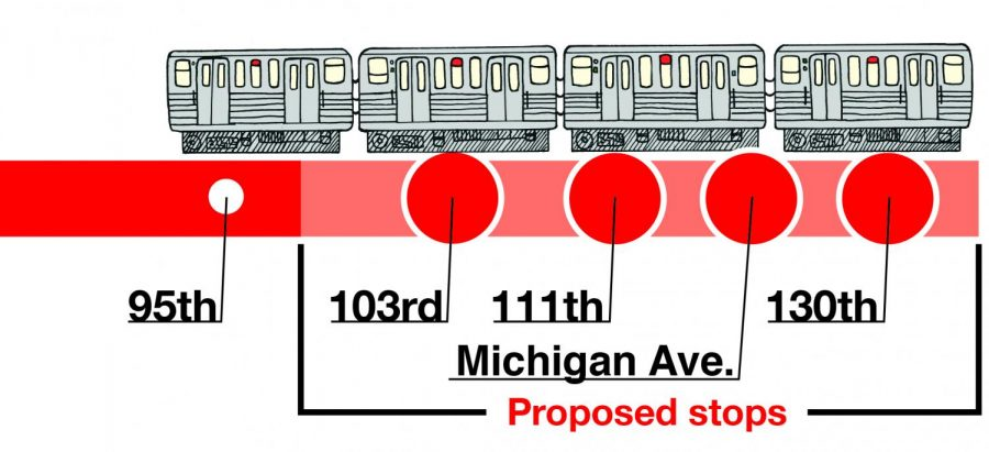 Residents, commuters talk Red Line extension