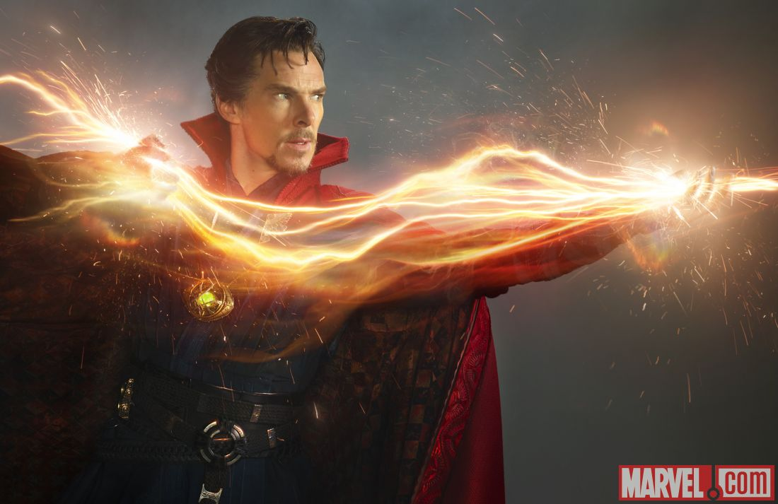 "Marvel's most recent effort, ""Doctor Strange,"" released Nov. 4, plays it safe in all categories but the visual effects."