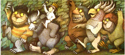 """""""Where the Wild Things Are: The Work of Maurice Sendak"""" runs from Nov. 10 to Feb. 20, 2017 at the Museum of Science and Industry, 5700 S. Lake Shore Drive."""