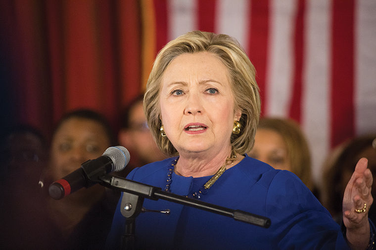 Presidential Endorsement: Clinton can actually make America great