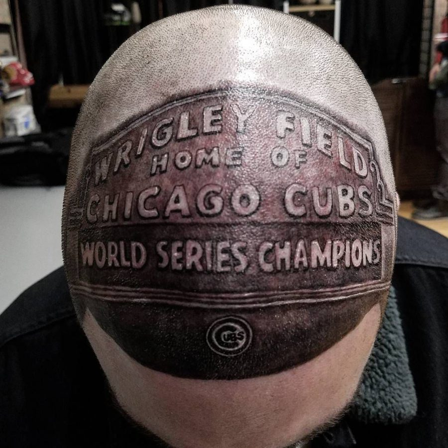 Ozzy Munoz's Dream City Tattoos has done 50 Cubs tattoos after the World Series.