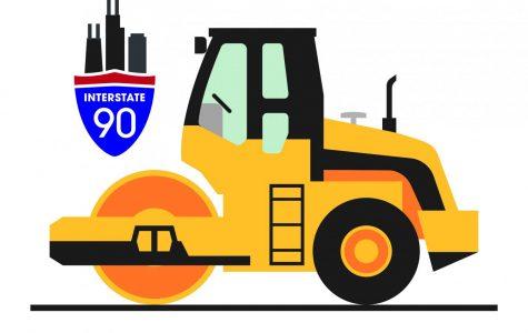 New Kennedy Expressway lane to reduce future traffic