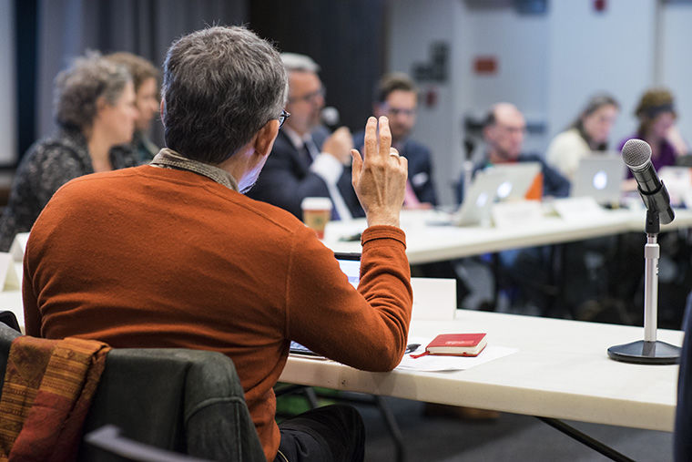 Faculty Senate met Nov. 11 to discuss how to support students struggling with election outcomes and progress made on the Graduate School proposal.