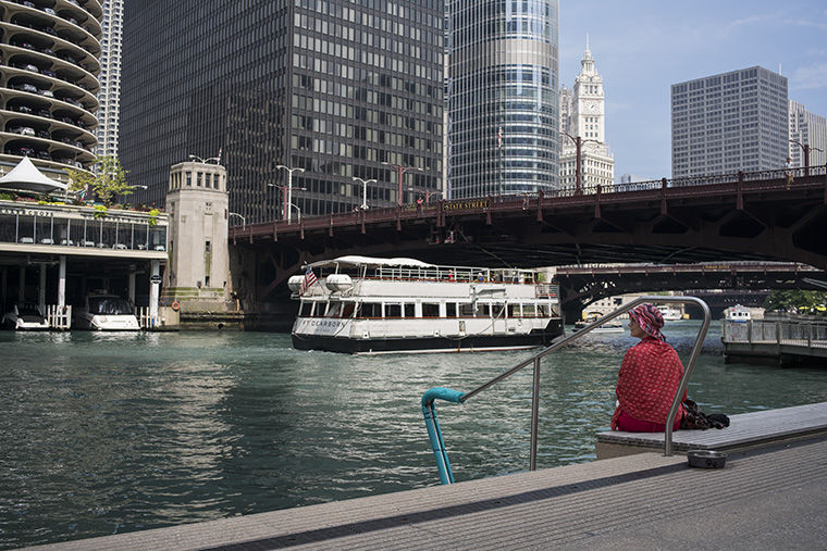 Chicago will get the chance to show the world its recent river enhancements this March as it hosts a global mayors' forum on urban waterfront redevelopment.