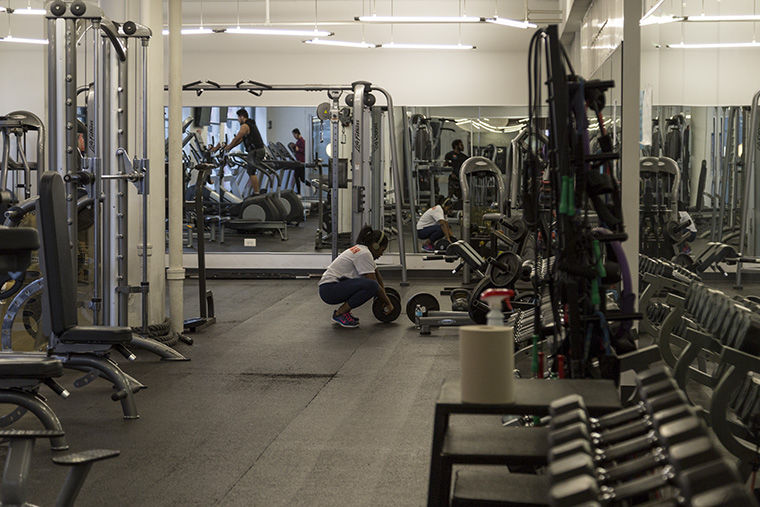The Student Athletics Association uses fitness center at 731 S. Plymouth Court and East West University. Both are not enough to accommodate the group's needs, according to Coordinator of Fitness, Athletics & Recreation Mark Brticevich.