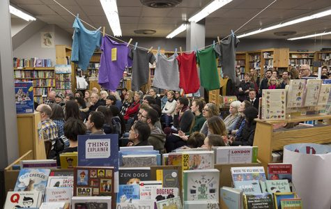Local bookstore's monthly panels to provide space for artists, resistance