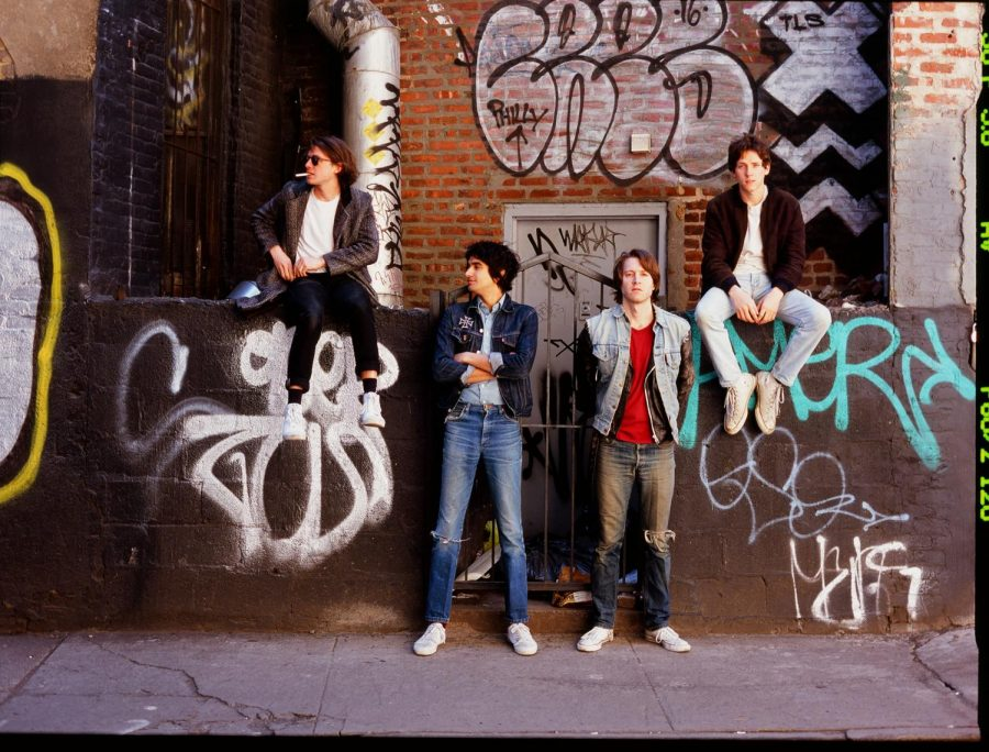 New York rocker boys Public Access T.V. is hitting Schubas Tavern, 3159 N. Southport Ave., Jan. 26 as part of its Never Enough headlining tour and debut album.