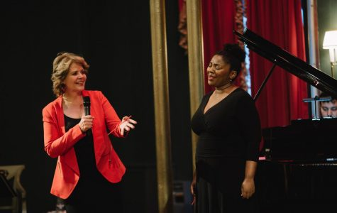 Chicago Voices and the Lyric Opera of Chicago will be hosting master classes for aspiring vocalists at Columbia Feb. 2–4.