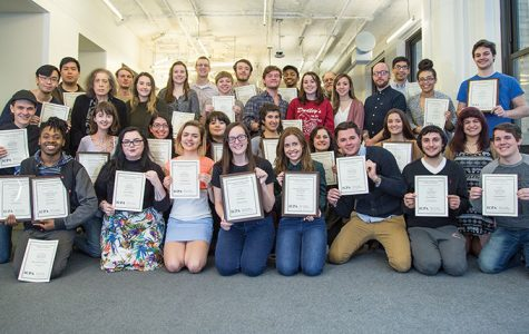 Chronicle again named No. 1 non-daily college newspaper