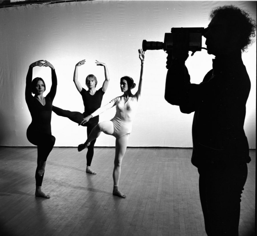 """Merce Cunningham: Common Time"" an exhibit highlighting Merce Cunningham, opens at the Museum of Contemporary Art, 220 E Chicago Ave. on Feb. 11."