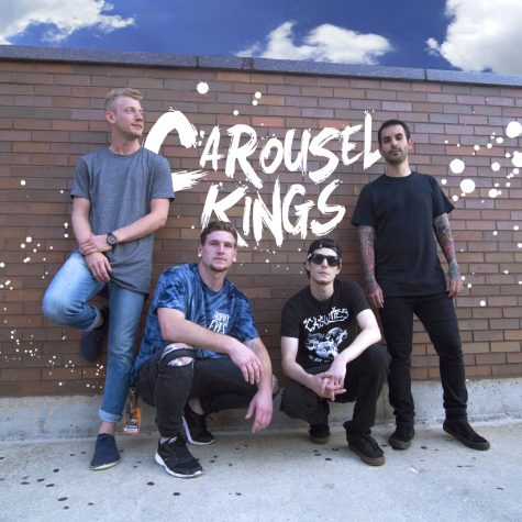 Carousel King released Charm City Feb. 10 and will visit The Wire, 6815 W. Roosevelt Road in Berwyn, Illinois for its