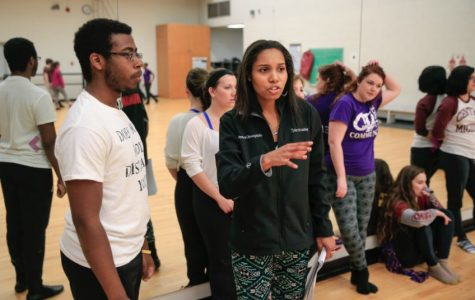 "Student created ""HUMANITY""  production to discuss social issues"