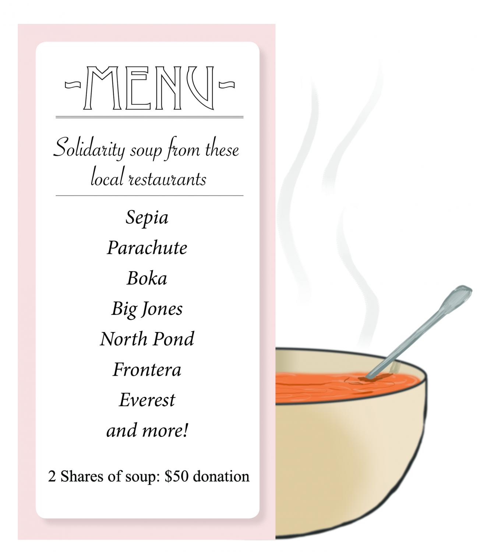 Solidarity Soup