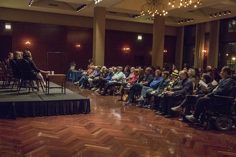 Northwestern professors discussed Hamilton the musical's influence in the classroom and how the musical has changed—and challenged—historians and college classes Feb. 21 at the Newberry Library on 60 W. Walton Street.