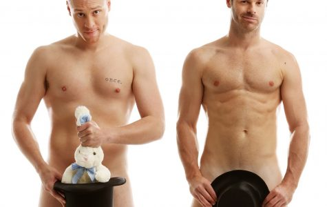 REVIEW: 'Naked Magicians' shower Chicago with horny magic