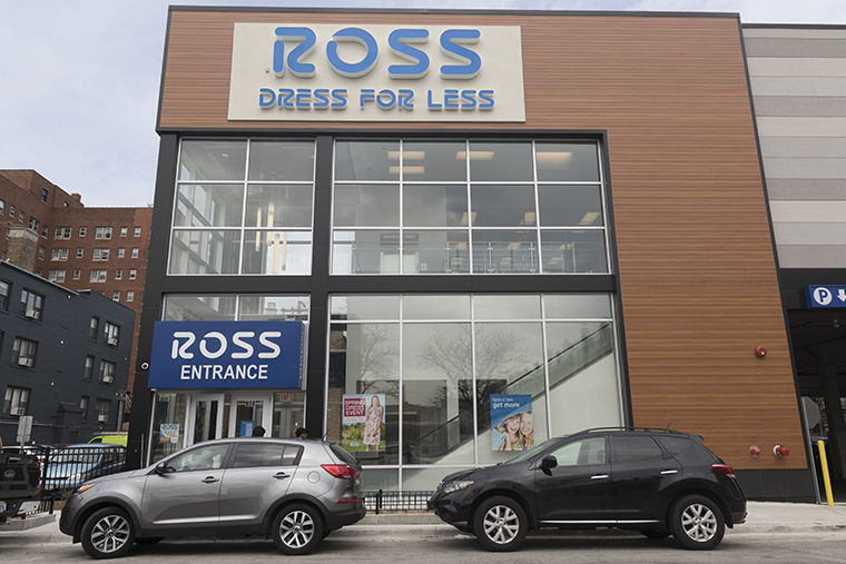 Uptown resident Jeffrey Littleton started a petition calling for the neighborhood's new Ross Dress for Less, 918 W. Montrose Ave., to remove Ivanka Trump's clothing line from its store.