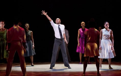 Alvin Ailey showcases new work in Chicago dance performances