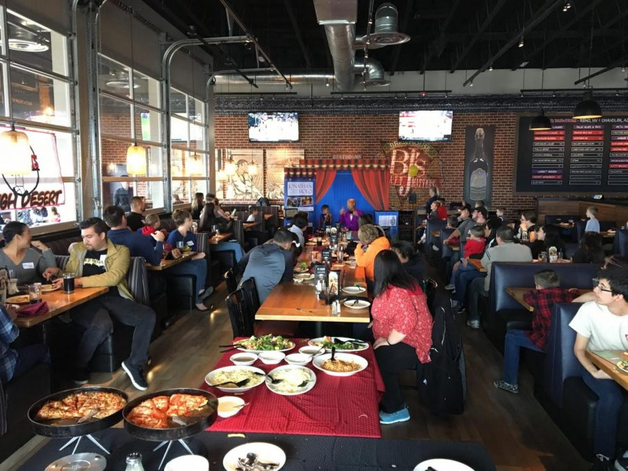 Autism Eats, an organization that provides a safe space for families with autistic children to eat in public without judgment, is having its first Chicago dinner on March 18 at the Fireside Inn, 5739 N. Ravenswood Ave.