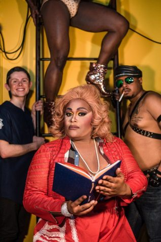 """Musical comedy """"GoldiSocks and Her Three Bears' Fabulous Fairy Tales of Drag,"""" written by Heather Branham Green, is paying homage to the drag community at the Gorilla Tango Theatre, 1919 N. Milwaukee Ave., until May 26."""