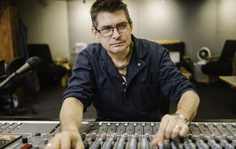 Producer and musician Steve Albini (bottom) knows the ins and outs of Chicago's punk scene. He has seen it grow throughout the decades and still lives it, recording punk bands at his Avondale recording studio Electrical Audio, 2621 W. Belmont Ave.