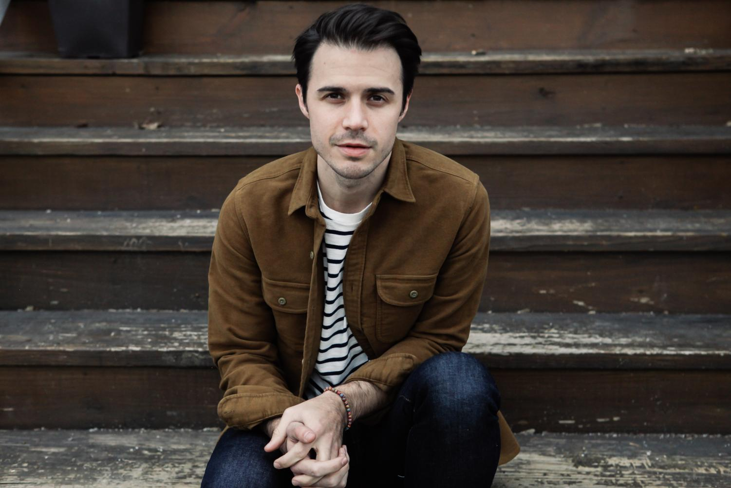 Kris Allen is opening up with his new album Letting You In, a more personal look into his experiences. Allen is set to play a sold-out show April 14 at Lincoln Hall, 2424 N. Lincoln Ave.