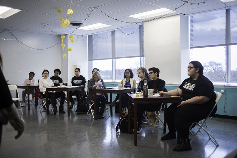 The Latino Alliance, led by group president and junior business and entrepreneurship major Gabriela Rodriguez, will host an inaugural end of the year showcase.