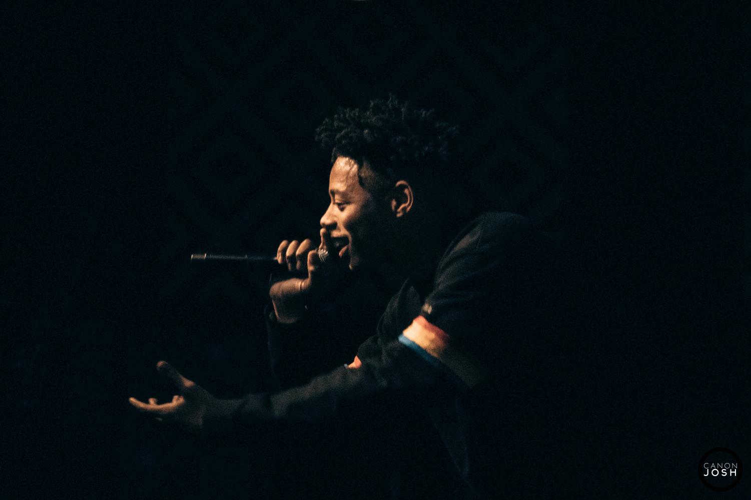 """Rapper Kaiydo captures the essence of summer and carefree fun with his latest singles, including his Soundcloud hit """"Fruit Punch."""" He will performing April 25 at the Bottom Lounge, 1375 W. Lake St."""